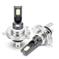 2 шт. H11 9005 9006 H1 H3 светодиодный светильник супер яркие противотуманные фары автомобиля 12 V 24 V 6500 K белый 3030-SMD дневного света авто H7 H4 светодиодн...