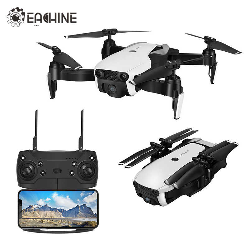 Upgrade E58-Eachine E511 Wifi FPV 1080 P/720 P HD Kamera Headless Modus 16 Menit Waktu Penerbangan foldable RC Drone Quadcopter