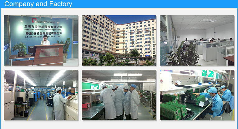 Company and Factory_