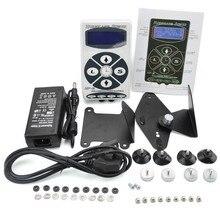 Tattoo Power Supply Professional Hurricane HP-2 Power Supply LCD Display Digital Dual Tattoo Power Supply Machine