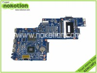 NOKOTION laptop motherboard for toshiba satellite C850 L850 H000052630 HM76 HD7610M DDR3 Mainboard