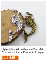 10 шт./лот латунь квадратный талисманы база для necklac ожерелье зажимы и подвеска застежками клей под залог листьев теги ювелирных изделий 15*7 мм au33717