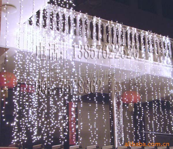 supplies wholesale ice lamp wholesale Christmas bulbs LED waterfall 600 цены онлайн