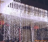 Supplies Wholesale Ice Lights Wholesale Christmas Lights LED Lights Waterfall Lights 600 Lights LED Lights