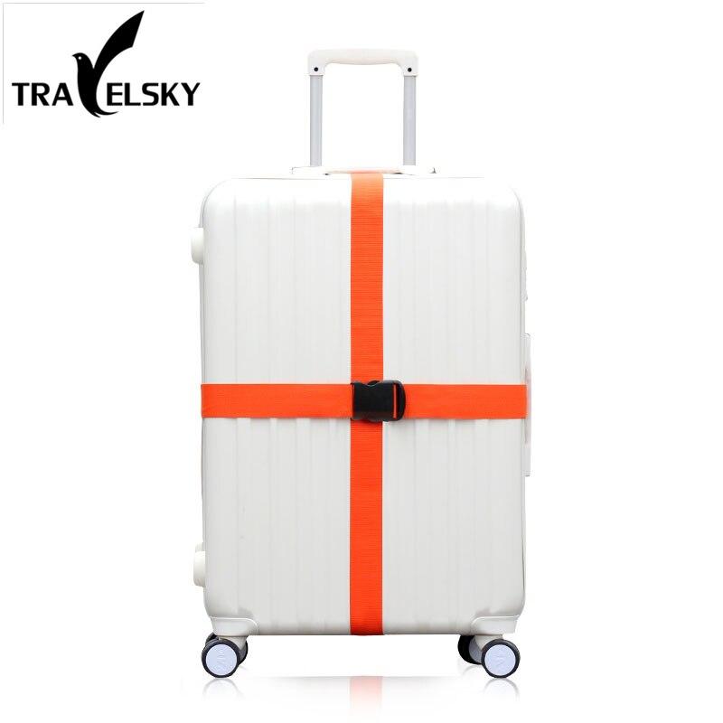 Travel cross stropper Stærk Nylon tilgængelig størrelse 20 til 34 - Rejsetilbehør - Foto 3
