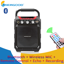 Bluetooth Speaker Subwoofer Heavy Bass Wireless Portable Speakers Boombox Sound Box Support FM radio TF USB Outdoor Speaker wireless bluetooth speaker outdoor waterproof boombox portable stereo subwoofer surround speakers for computer support tf usb