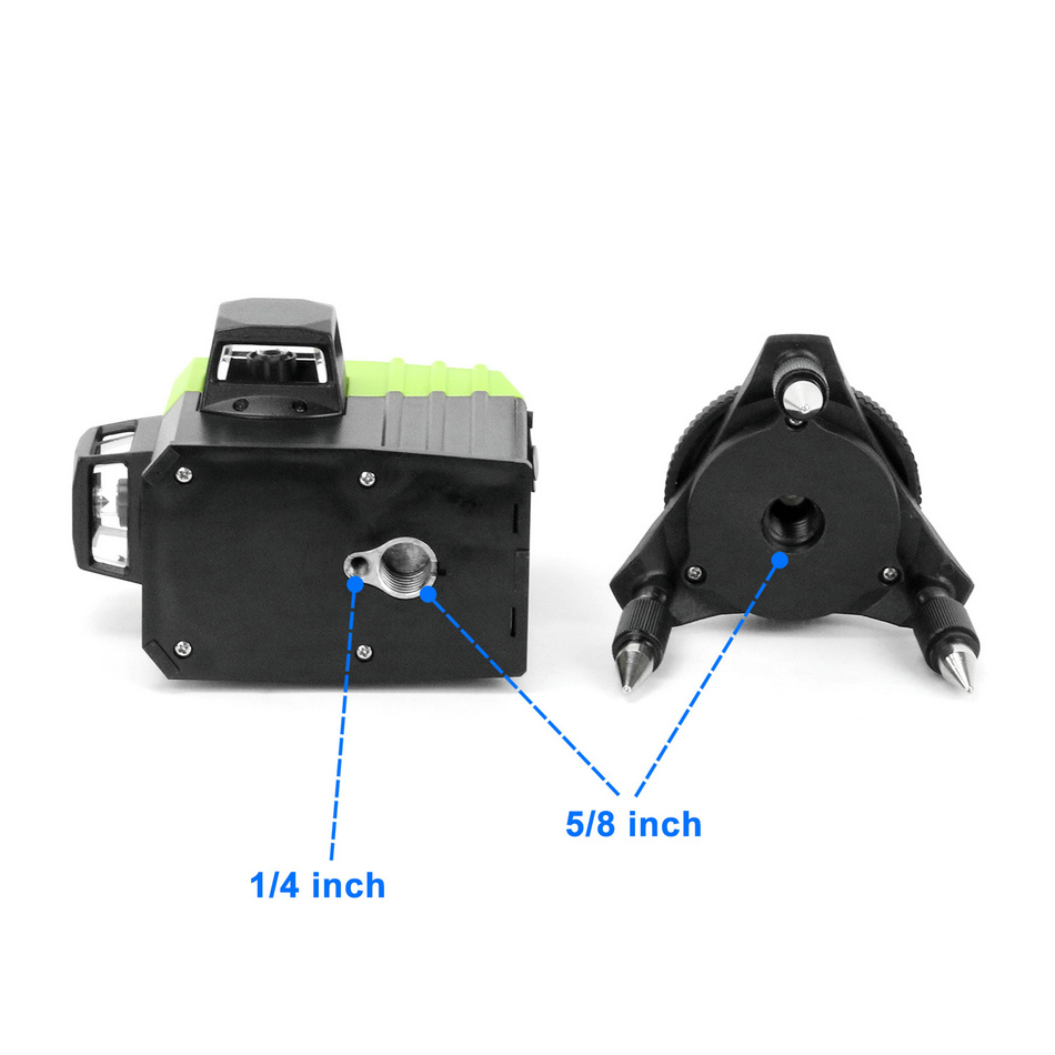 Kaitian Laser Level MG3D5L interface 2