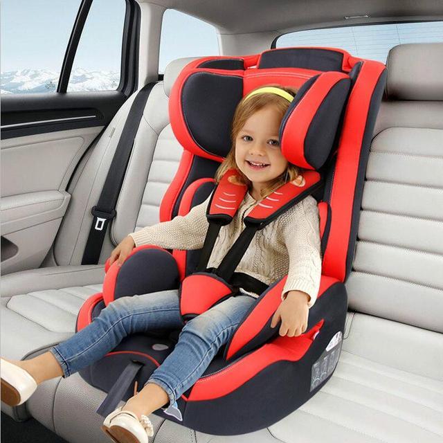 2016 Горячей Продажи Вперед Установить Детское Сиденье Безопасности Может Сидеть Лежа 9 месяцев-12 Лет Ребенок Дети Безопасность Автомобиля Авто Seat C01