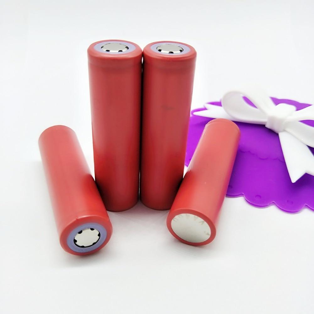 1 New 100% Original Sanyo 2600 18650 2600mAh Li-ion Rechargeable Battery Flashlight Btteries - liitokala Factory Store store