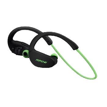 Mpow MBH6เสือชีต้า4.1บลูทูธชุดหูฟังไมโครโฟนหูฟังไร้สายAptXกีฬาหูฟังสำหรับip hone A Ndroid