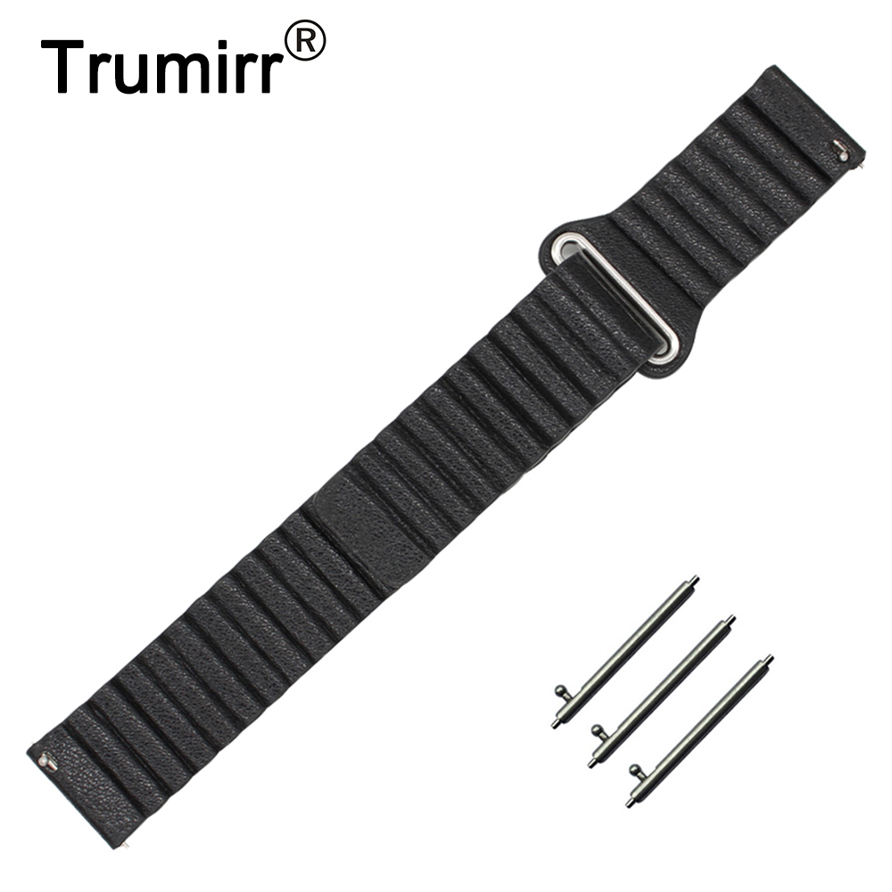 18mm 20mm 22mm Genuine Leather Watchband for Tudor Watch Band Quick Release Strap Magnetic Buckle Belt Wrist Bracelet first layer genuine leather watchband 20mm 22mm for iwc watch stainless buckle strap quick release band wrist belt bracelet