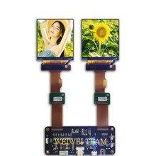 LS029B3SX02 120 HZ 2.9 2 K TFT LCD Modulo A Doppio Schermo 1440x1440 Tipo c DP a scheda Di Controllo per la Realtà Virtuale MIPI 3D Occhiali