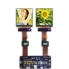LS029B3SX02 120HZ 2.9 2K TFT LCD Module Dual Screen 1440x1440 Type c DP to MIPI Control Board for Virtual Reality 3D Glasses