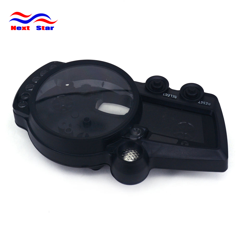 Speedometer Odometer Speed table Instrument shell Meter Case Gauge Cover For YAMAHA YZFR1 2002 2003 YZFR6 2003-2005 YZF R1 R6 new abs plastic speedometer gauges tachometer instrument cover case for yamaha yzf r1 2002 2003 r6 2003 2004 2005
