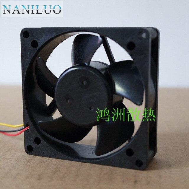 NANILUO Orientalischen F0508 B08 12 V 0,15A 8 CM 8025 drei draht ...