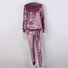 94e99e74f0 Buy velvet pink pants and get free shipping on AliExpress.com