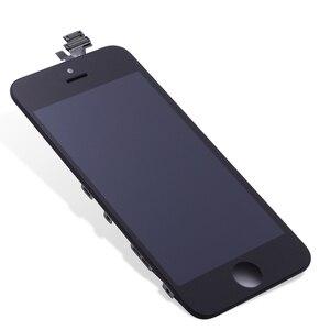 Image 2 - 黒/白アセンブリ Lcd ディスプレイ iphone 6s AAA 品質のための Iphone 6 7 5s デッドピクセルとギフト