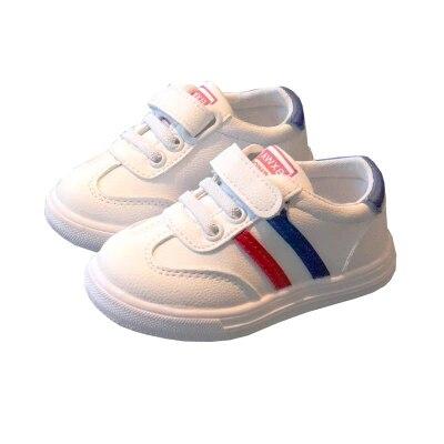 870884120 Calçados infantis Meninos Sapatilhas Ocasionais 2018 Novo Esporte Primavera  Sapatos Da Moda Meninas Crianças Macio Correndo Respirável Sapatos Tamanho  21 30 ...