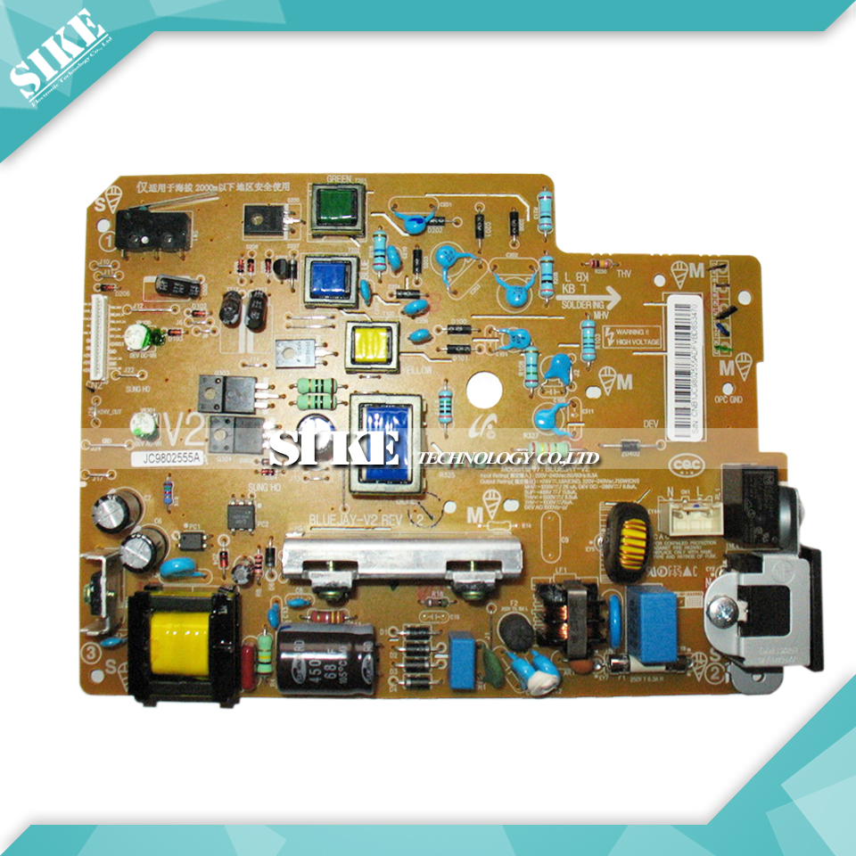 LaserJet Engine Control Power Board For Samsung SL-M2070 SL-M2070W SL-M2070F SL M2070 M2070W M2070F Voltage Power Supply Board мфу samsung sl m2070