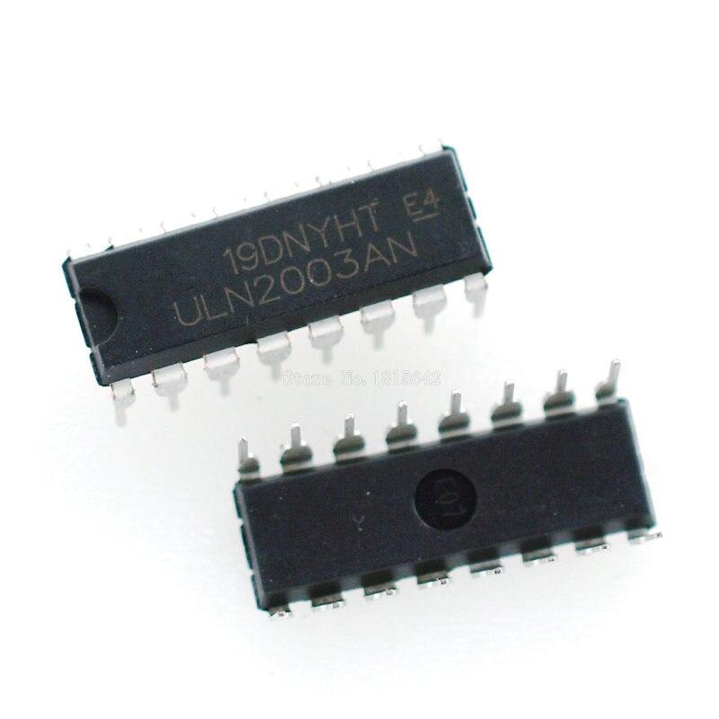 10 шт./лот ULN2003 2003 ULN2003AN ULN2003A ULN2003APG DIP IC DIP-16 New