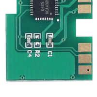 Pieza de tóner profesional Chip de reinicio cartucho de repuesto duradero Fácil instalación estable de oficina ajuste directo para Samsung MLT-D111S