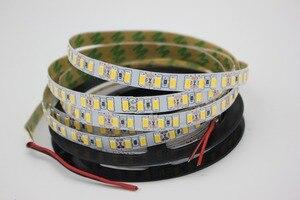 Супер яркая 120 светодиодов/м SMD 5630 5730 Светодиодная лента Гибкая 4000k NW белая 5 m 600 Светодиодная лента DC 12V не водонепроницаемая лента лампа