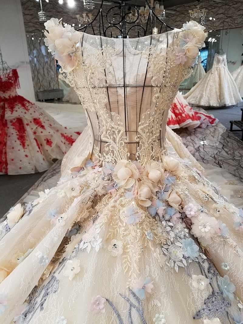 LSX09932 מוכן ללבוש שמלת הערב במלאי שמלת כדור שמלת o צוואר שווי שרוול חזור צד רצועות שמלת ערב abendkleider