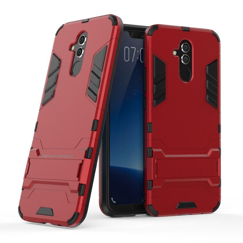 For Huawei Mate 20 Lite Case 6 3 Inch Hard PC + TPU Combo Armor