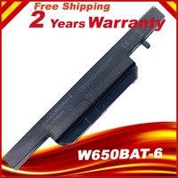 11 1V 4400mAh 48 84Wh Laptop Battery For Hasee K610C K650D K570N K710C K590C K750D Series