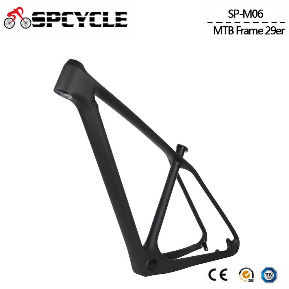 2019 New T1000 Carbon MTB Frame 29er 27 5er MTB Bicycle Carbon Frame PF30 Carbon Mountain
