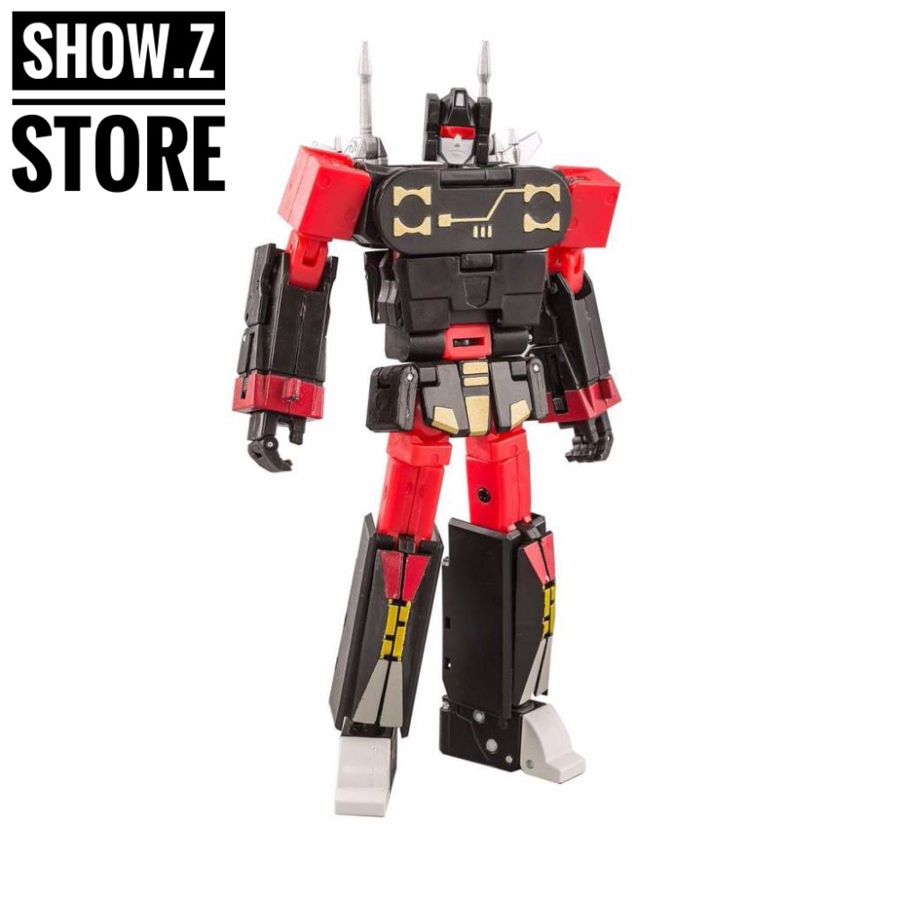 [Show.Z Store] Mastermind Creations Ocular Max RMX-07 Riot Rumble Transformation Action Figure rumble roses xx купить спб