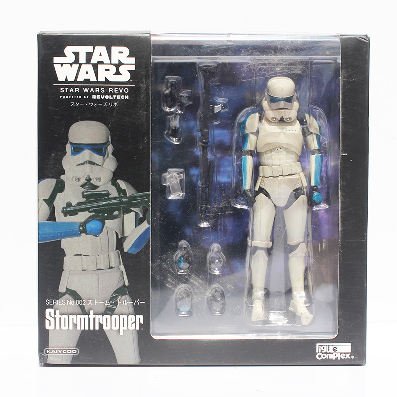 Star Wars Stormtrooper PVC Action Figures Collectible Model Toys 16cm Approx Free Shipping star wars stormtrooper b3838