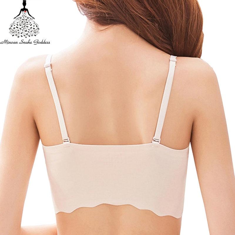 Sexy Bralette Seamless Bras For Woman Lingerie Brassiere Bra Underwear Women Ultra thin Padded Woman Bra Comfortable Breathable 1