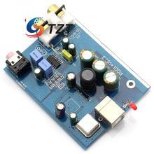 SA9023 ES9023 HIFI Аудио ЦАП Декодер Звуковая Карта для Усилитель Мощности Поддержка 24bit 96 К