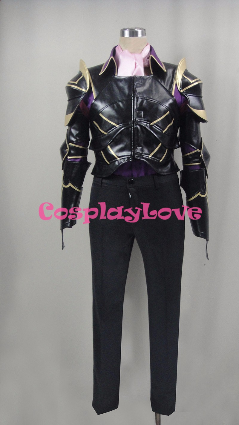 Fire Emblem Fates IF Xander Cosplay Costume Christmas Halloween Cosplay Costume (2)