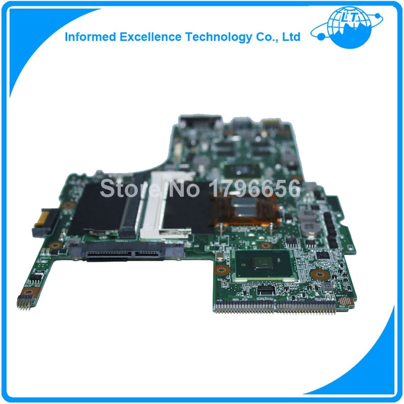 ФОТО For ASUS U35JC Laptop Motherboard Mainboard non-integrated i5 cpu 430m Fully Tested 90days warranty