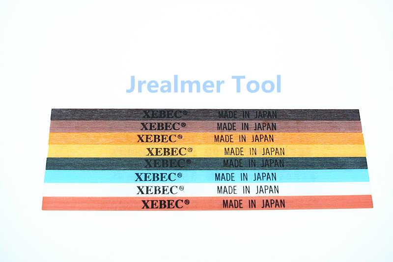 Jrealmer 1 Pcs Xebec 1004 Keramische Slijpsteen Keramische Vezels Whetstone Japan Originele Super Steen Lapping Tool