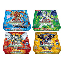 Yugioh 216 PCS SET English Edition Playing Game Collection Card Toys For Kids Gift Action Figures
