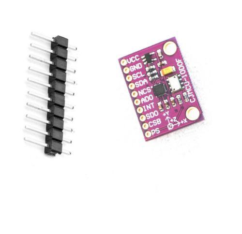 1 PCS SPI/IIC MPU-9250 + MS5611 Haute Précision 9-Axis 10DOF Altitude capteur Module