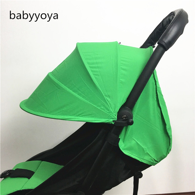 Baby Yoya 165 Degrees Stroller Accessories Seat Sun Shade Cover for Baby Throne Pram Cushion Pad & Baby Yoya 165 Degrees Stroller Accessories Seat Sun Shade Cover ...