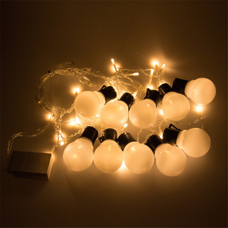 5CM party ball string fairy lights for bedroom balls bulb globe covers  butterfly christmas icicle curtain. Online Get Cheap Led Icicle Lights Warm White  Aliexpress com