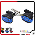 Body Frame Sliders Crash Protector Motobike Falling Protection Blue For BMW S1000RR 2010-2015