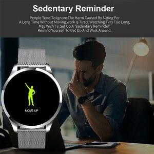 Image 5 - Q9 Smart Watch Men  Waterproof Message Call Reminder Smartwatch Women Heart Rate Monitor Fashion Wristband Fitness Tracke.