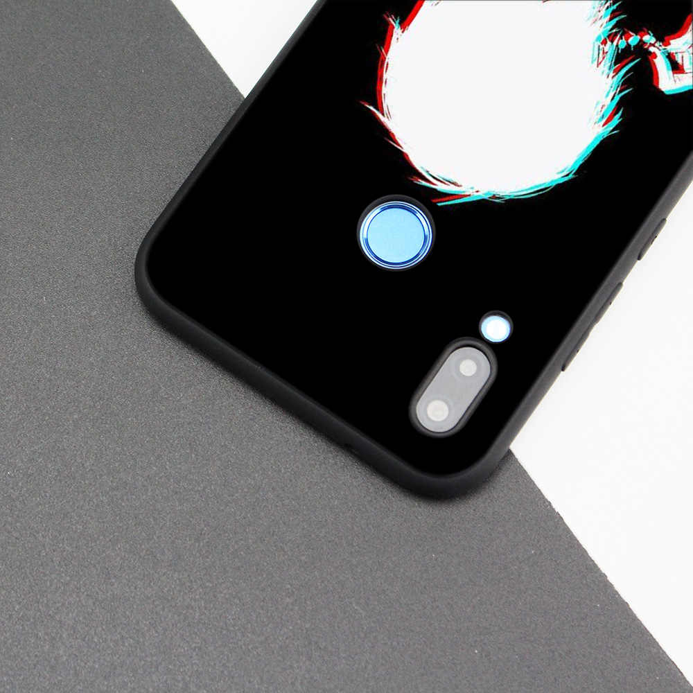 Couvercle de boitier en silicone pour Huawei P20 P10 P9 P8 Lite Pro 2017 P Smart + 2019 Nova 3i 3E coques de téléphone Tokyo Ghoul Anime