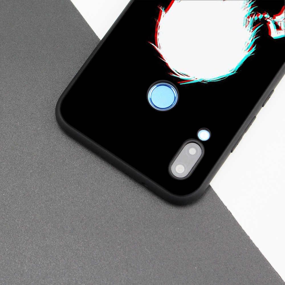 Cubierta de la caja de silicona para Huawei P20 P10 P9 P8 Lite Pro 2017 P inteligente + 2019 Nova 3i 3E teléfono los casos de Tokyo Ghoul Anime