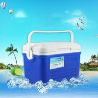 6L PU Promotions Low Temperature Food Box Refrigeration Insulation Box Outdoor incubator Portable refrigerated containers Pinic3