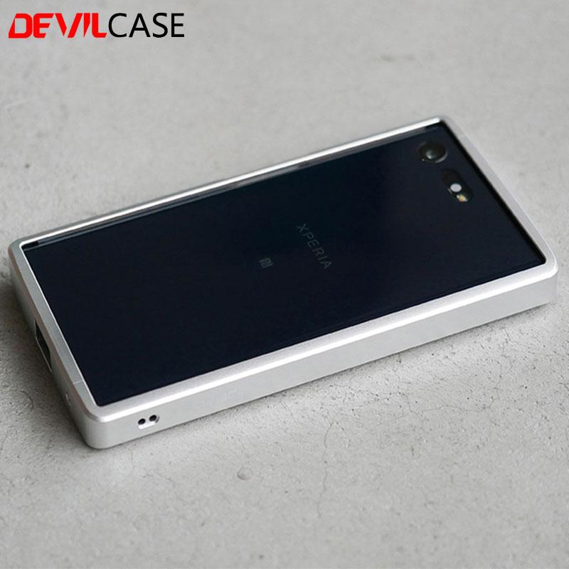 ჱDevilcase para Sony Xperia x compacto 4.6 pulgadas de aluminio de ...
