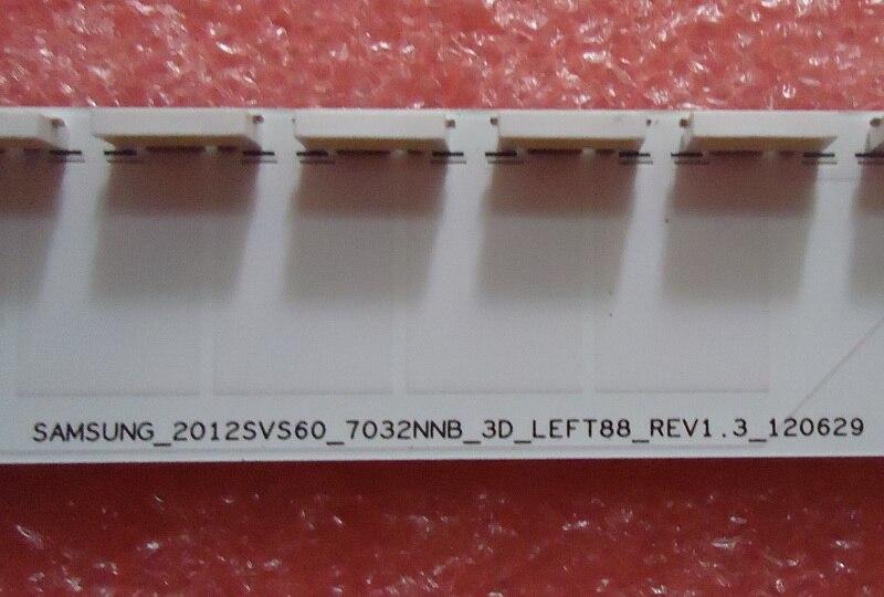 Светодиодный экран с подсветкой 60 дюймов 2012SVS60-7032NNB-3D-LEFT88-REV1.3 1 шт. = 88 светодиодов 760 мм