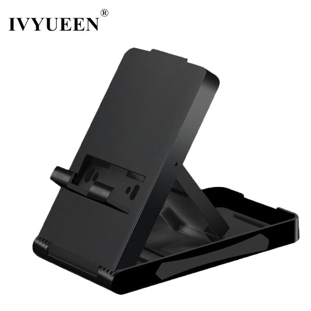 IVYUEEN pour Nintend Commutateur NS Console Compact Playstand Multi-angle Réglable Support à Dock pour N-Commutateur Jeu accessoires