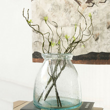 Meihon 1pc Artificial Plant Dried Branches Green Branch Rod for Flower Arrangement Party Home Wedding Decoration Craft 2 Style